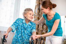 Вакансия в Калифорнии: Caregiver position