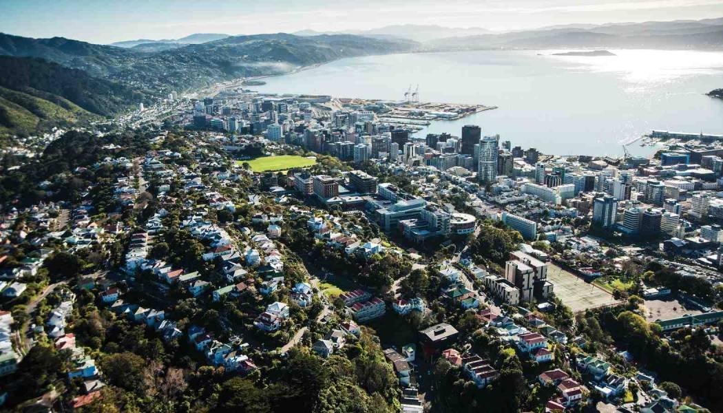 Города Новой Зеландии: Веллингтон