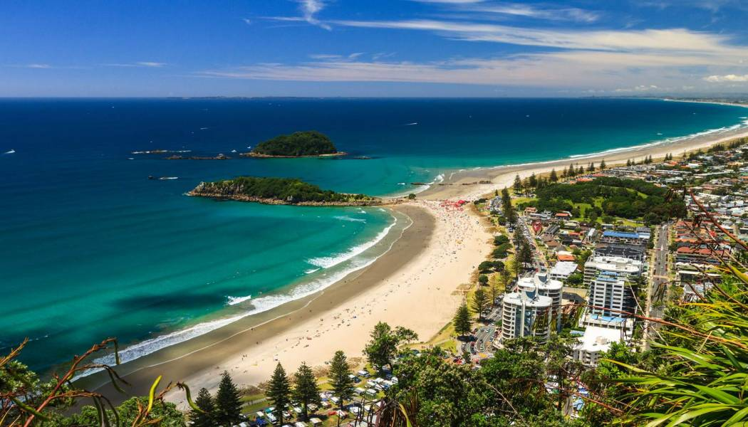 Города Новой Зеландии: Тауранга