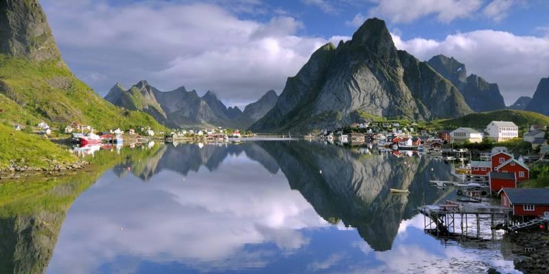 Помогите прояснить ситуацию в Норвегии