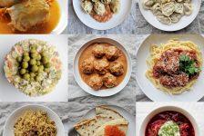 Ванкувер: домашняя еда!