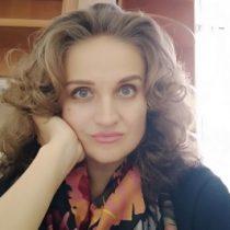 Рисунок профиля (Елена Спиридонова)
