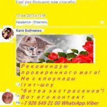 Рисунок профиля (Григорий Николаевич Троценко)